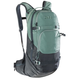 EVOC Line Backpack 18l green/black